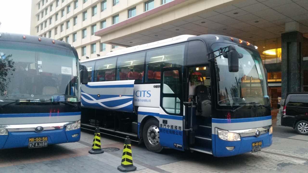 廣州-澳門直通巴士-信德巴士(單程)