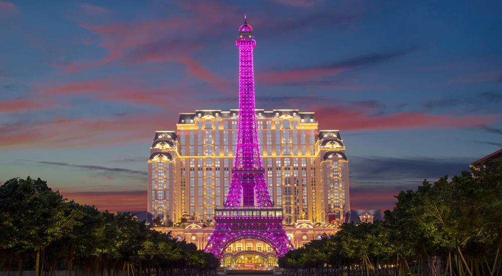澳門巴黎人酒店巴黎埃菲爾鐵塔門票