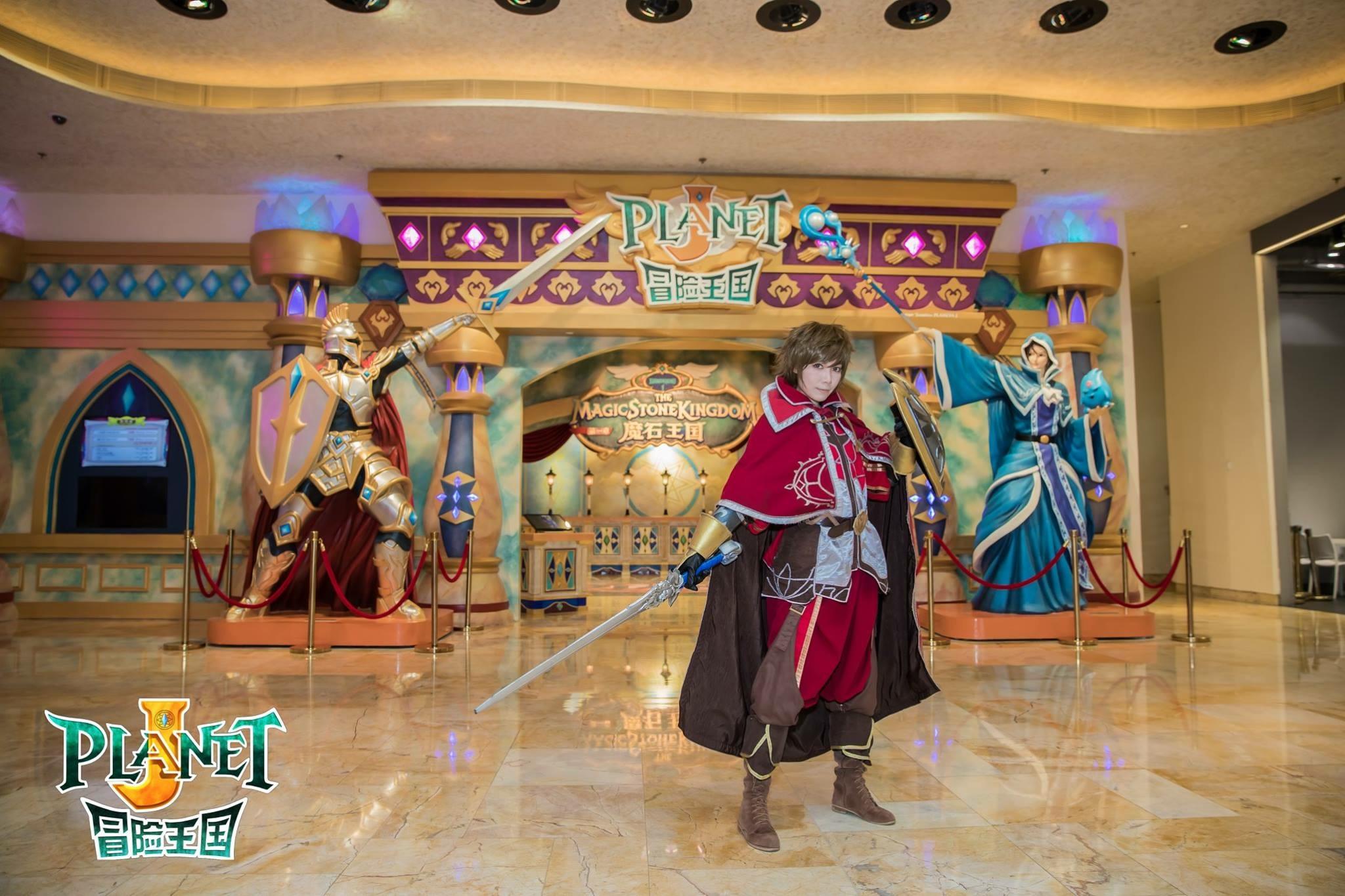 澳门Planet J冒险王国主题乐园门票