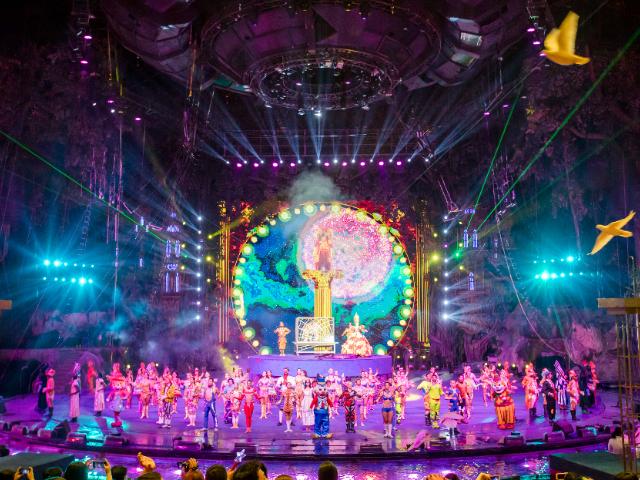 广州长隆国际大马戏剧院门票
