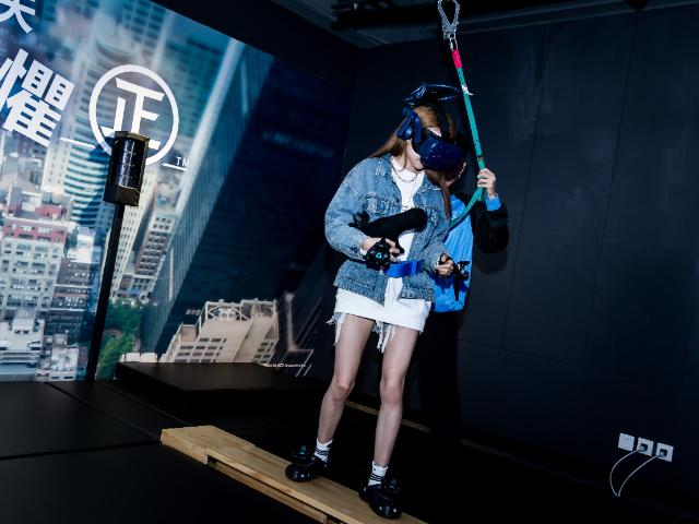 澳门渔人码头VR ZONE MACAU(虚拟现实体验馆)门票