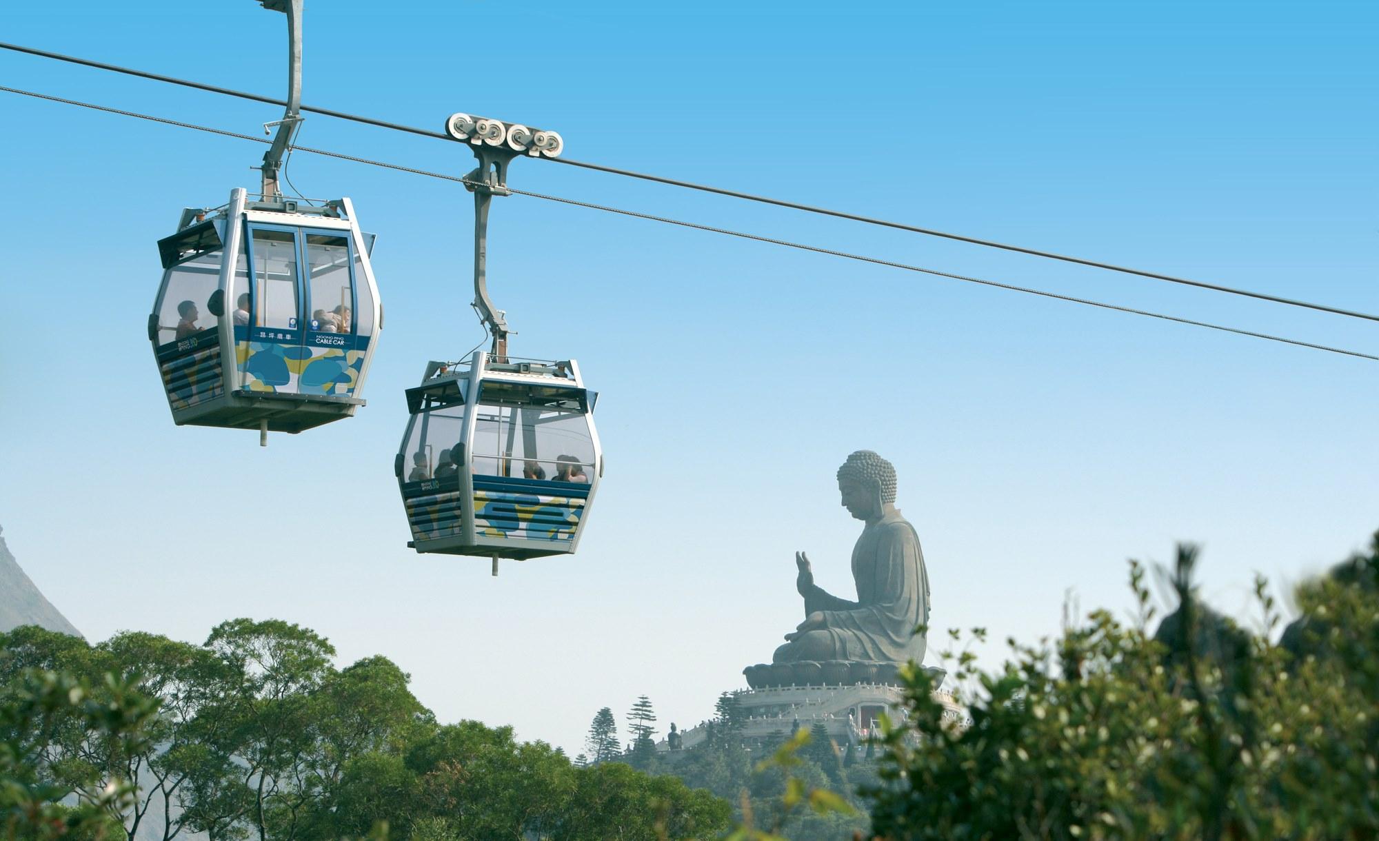 香港昂坪360纜車門票