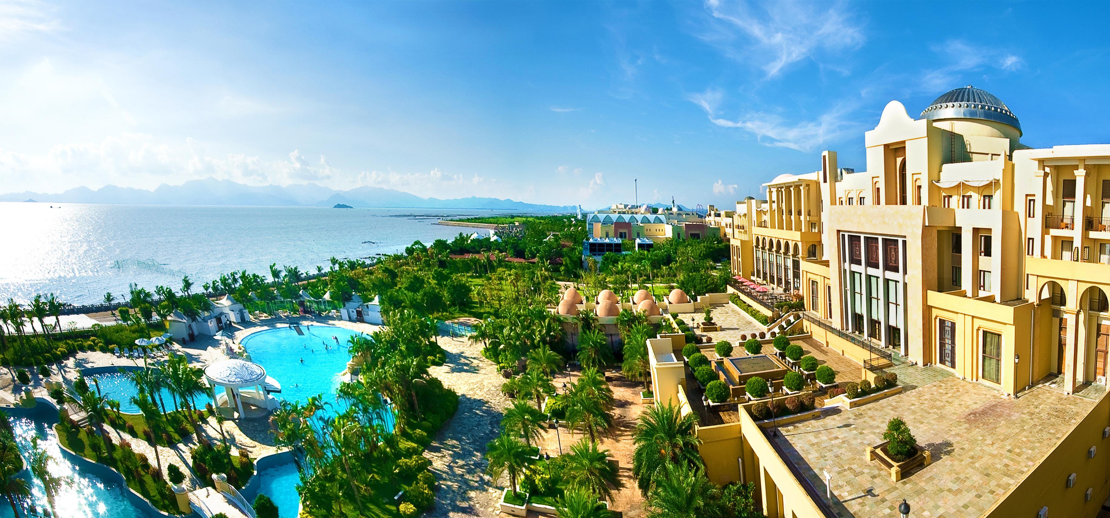 珠海海泉灣維景國際大酒店