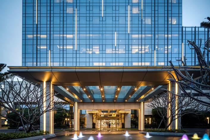 珠海中海铂尔曼酒店