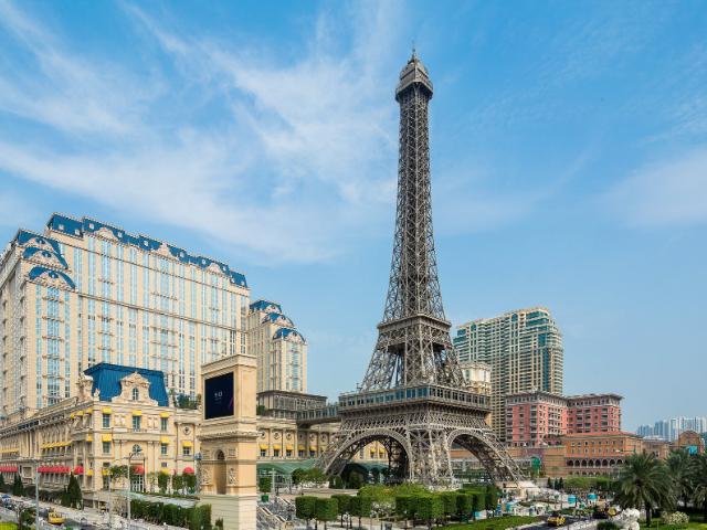 澳门巴黎人酒店巴黎埃菲尔铁塔门票
