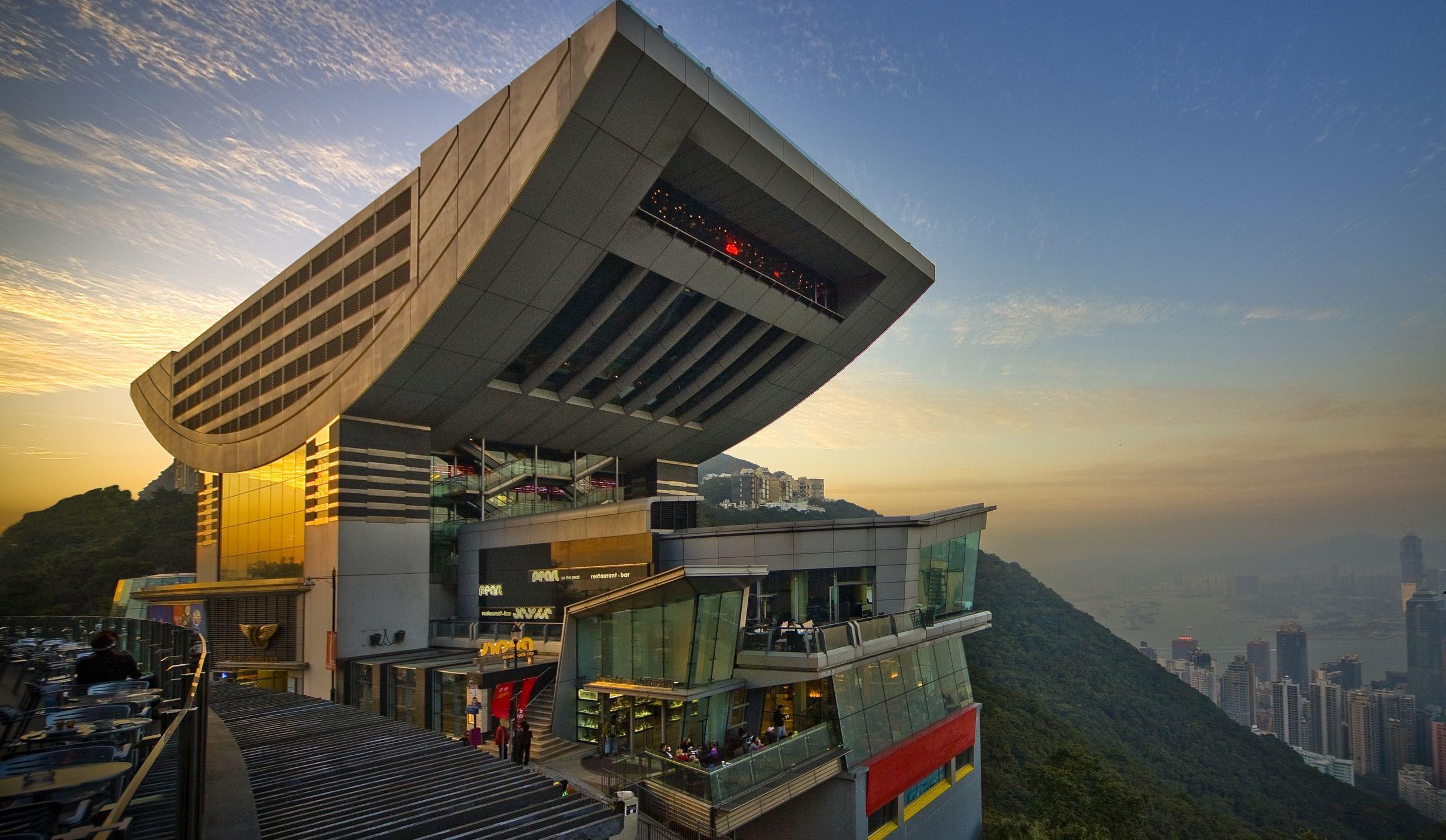 香港凌霄阁摩天台428门票(电子票)