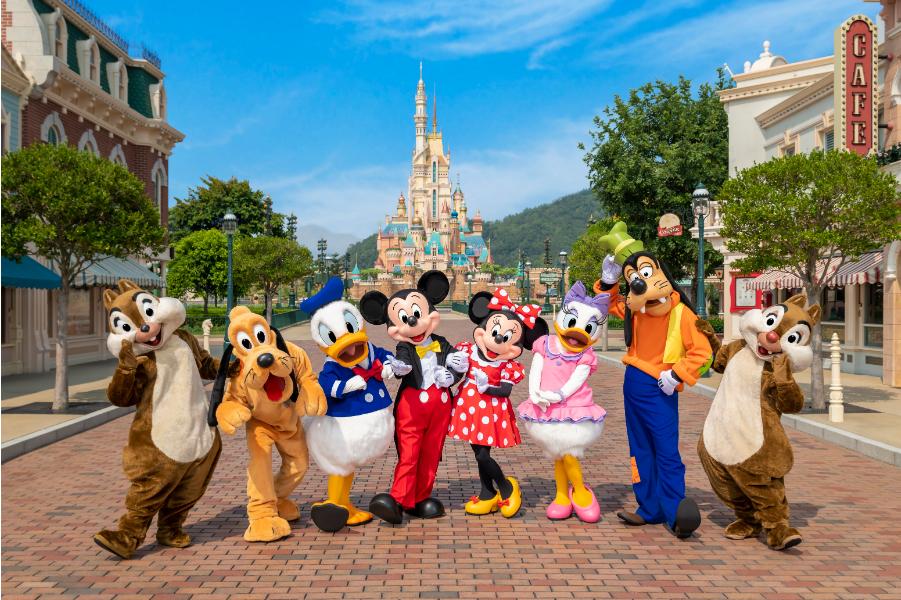香港迪士尼乐园一日门票