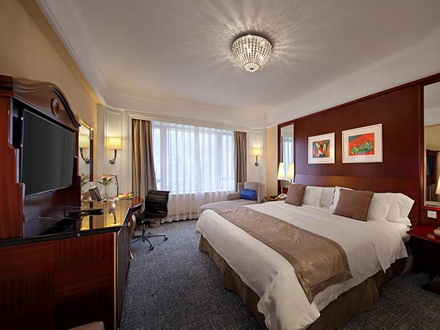澳門皇都酒店自由行推廣高級客房優惠套餐