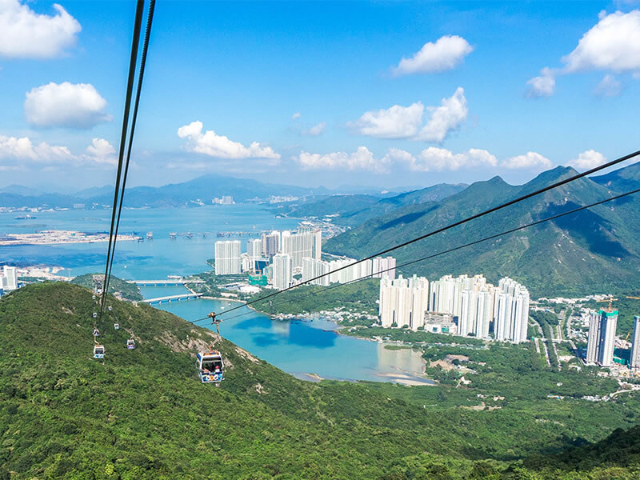 香港昂坪360缆车门票