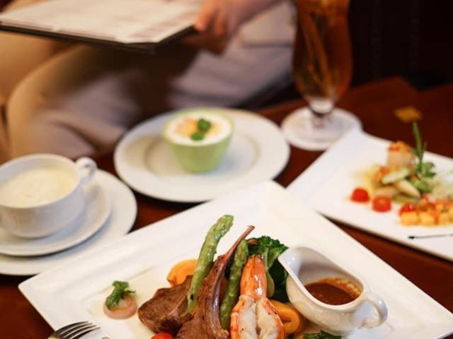 澳門勵庭海景酒店珀克餐廳精選套餐