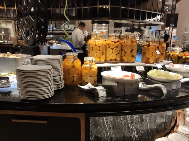澳门新濠影汇星汇餐厅自助早餐