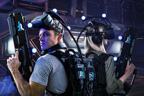 澳门百老汇Zero Latency VR体验馆门票