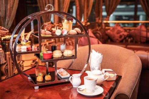 澳门励庭海景酒店珀克餐厅双人下午茶套餐