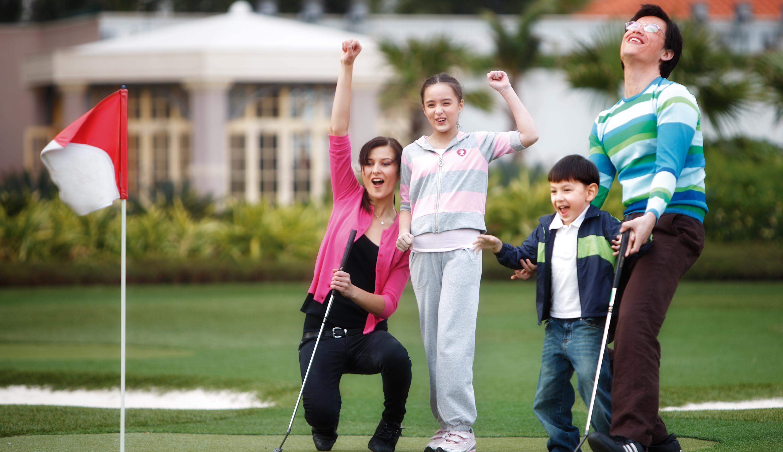 澳门威尼斯人君度迷你高尔夫球场体验券
