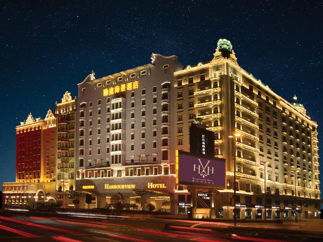 澳门励庭海景酒店两房一厅新春优惠套票(含$1000酒店消费券)