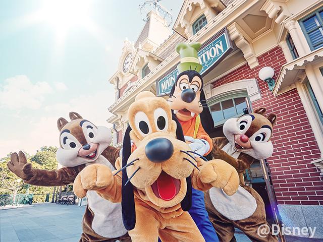 香港迪士尼乐园两日门票