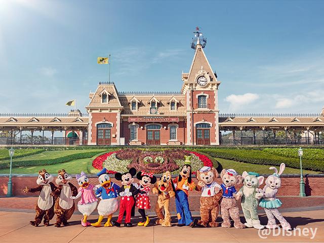 香港迪士尼樂園餐廳餐券