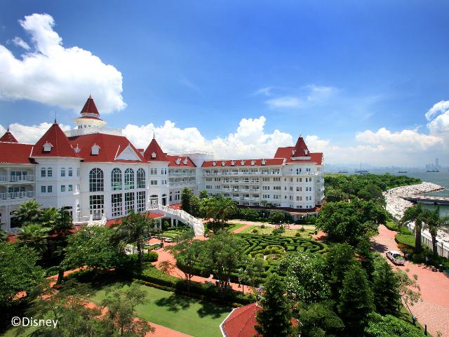 香港迪士尼乐园酒店