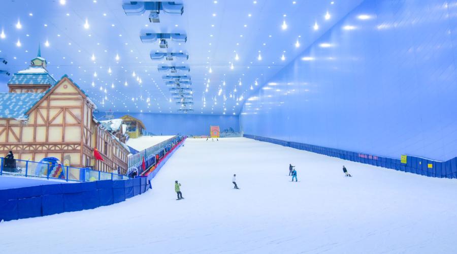 广州融创雪世界门票