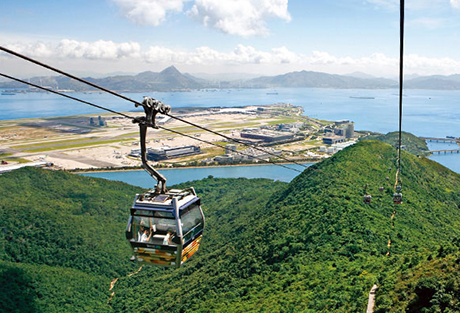 香港昂坪360单程票