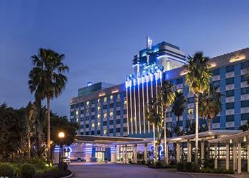 迪士尼好莱坞酒店住宿套票+餐券+昂坪360+天际100套票
