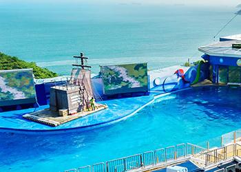 海洋公园如心酒店住宿套票+昂坪360