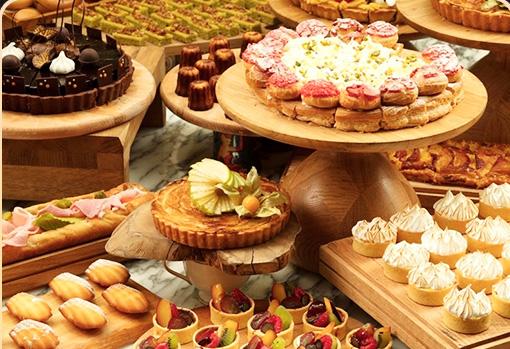 麗思咖啡廳法式風情下午茶套餐