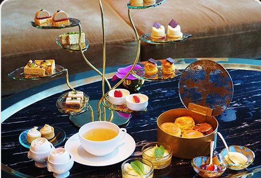 """麗思酒廊""""英式下午茶雙人餐"""